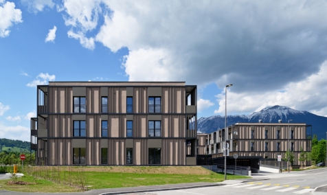Sheltered housing in BLED