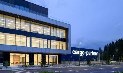 CARGO-PARTNER logistics center at the Ljubljana International Airport