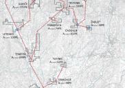Fekalno kanalizacijsko omrežje GOLNIK - MLAKA