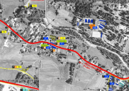 Traffic study for the town of KRANJSKA GORA