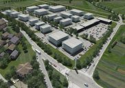 Communal infrastructure for the ŽIROVNICA business park