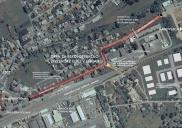 Raumplanung für die Rekonstruktion der Železniška Straße in LESCE bei Radovljica