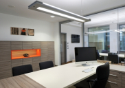 Corporate design concept, interior design and office equipment for KOBRA