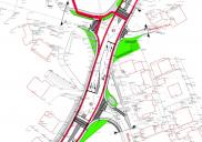 Ureditev križišča Kranjske ceste in Šercerjeve ulice v RADOVLJICI