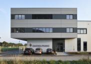 Manufacturing-warehouse-adminstrative building SAXONIA-FRANKE in Žirovnica