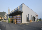 Manufacturing-warehouse-adminstrative building SAXONIA-FRANKE in Žirovnica