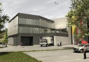 Business-warehouse building UČILA