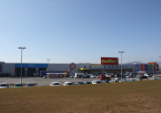 BAUMAX shopping center - Building Systems