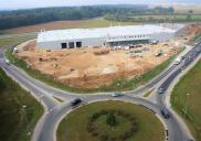 Trgovski center BAUMAX - strojne in električne inštalacije