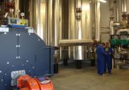 Kotlovnica in sistem daljinskega ogrevanja v Občini METLIKA