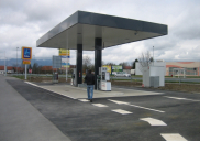 Gas stations HOFER (ALDI-SÜD) in Slovenia