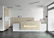 Interior design and office equipment BELIMED