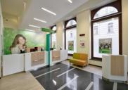 Bančna poslovalnica SBERBANK Dvorni trg v Ljubljani - preureditev