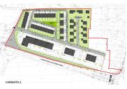 Raumplanung und Grundlagenermittlung für die Wohnbebauung S2/14 ŠENČUR Süd