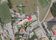 Update of the municipal urban plan for the center of Lesce town near RADOVLJICA