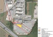 Raum- und Bebauungsplan für das Gewerbegebiet OPC ŠENČUR