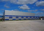 Visokoregalno skladišče za nevarne snovi HELIOS