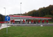 Highway rest-stop PETROL Dul