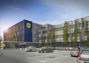 Logistikzentrum LIDL