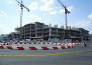 Projektmanagement der Fertigstellung des gestrandeten Immobilienprojektes des Verwaltungs- und Business Center KOPER