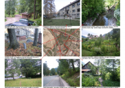 Landscape expert groundwork for arrangement of park areas in JESENICE