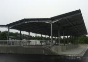 Civic amenity center ZARICA