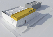 Business und warehouse building JUNGHEINRICH