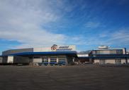 Warehouse-logistics building JURČIČ TRANSPORT