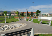 Öffentlicher Sport und Freizeitpark RADOVLJICA