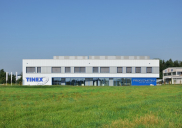 Business-warehouse building TINEX