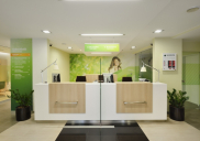Re-development of the SBERBANK branch office in Kranj