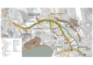 Expert groundwork for the municipal urban plan for a north bypass road in BLED