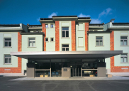 Municipality of JESENICE administrative building
