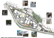 Layout Planung - Stadtteil Center II JESENICE