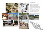Urbanism concept design for the Center II area in JESENICE