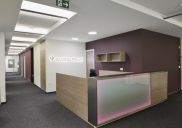 Interior design and office equipment for SAXONIA-FRANKE