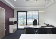 Interior design and office equipment for SAXONIA-FRANKE