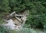 Pipeline renewal for the hydroelectrical power station RUDNO