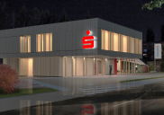 SPARKASSE branch office in Klagenfurt