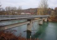 Zasnova sanacije dveh obstoječih mostov Mestni občini KRANJ