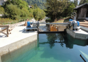 Mala hidroelektrarna Čegeljše BPT