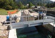 Small hydroelectric power plant Čegeljše BPT