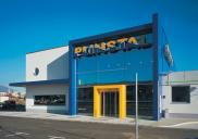 Poslovno-trgovski objekt PLINSTAL v Kranju