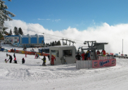 Chair lift Luža Ski Resort KRVAVEC