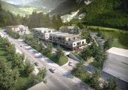 Grundlagenermittlung, Raum- und Bebauungsplan Partizan in JESENICE