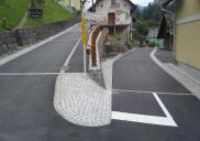 Ureditev starega vaškega jedra MLINO na Bledu