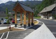 Erneuerung des Dorfkernes BOHINJSKA BELA der Gem. BLED