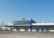 JURČIČ TRANSPORT logistics center