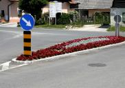 Reconstruction of the Kranjska road in ŠENČUR