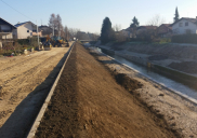 Implementation of communal infrastructure for the northern area of MENGEŠ